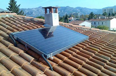 chauffe eau solaire 91m2 professionnel. Black Bedroom Furniture Sets. Home Design Ideas