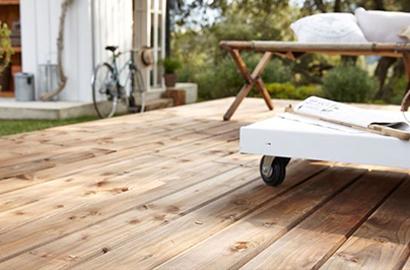 leads pose d 39 une terrasse en bois particuliers cherchant des devis. Black Bedroom Furniture Sets. Home Design Ideas